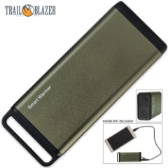 Rechargeable Hand Warmer 2-In-1 Charger Power Bank