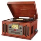 Crosley Musician AM-FM Cassette-CD Stereo