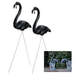 Zombie Flamingos - Comes In A Pair