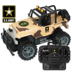 US Army Off-Road Vehicle