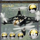 Quadrone Snap Three-In-One Drone