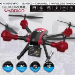 Quadrone Warrior Drone