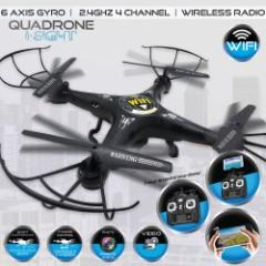 Quadrone I-Sight Drone