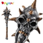 Foam Spiked Skeleton Club - Prop-Costume