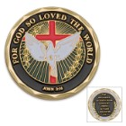 For God So Loved The World Coin