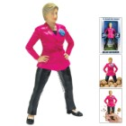 Hillary 2016 Crunch Time Nutcracker