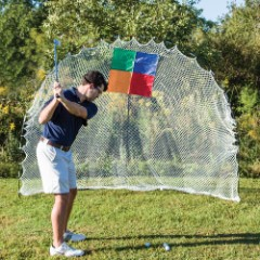 Club Champ Quik Net With Stand – Golf Training Tool