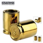 .50 Caliber Shot Glass - Set Of Two