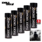 Wire Pull Smoke Grenades White 5-Pack