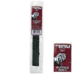 Buffalo Bob's Smoked Buffalo / Bison Jerky