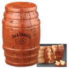 Jack Daniel's 9-Piece Wooden Barrel Puzzle