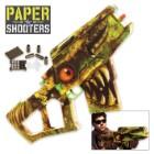 Paper Shooters Extinction Assault Paper Gun and Ammo Construction Kit