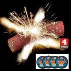 Cracker Jacks Super Poppers - 4-Pack