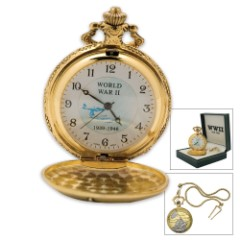 World War II Pocket Watch