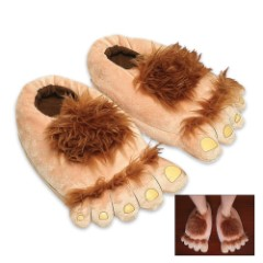Furry Adventure Feet