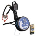 Pocket Hunter Slingshot With Fishing Drum