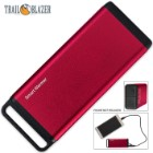Rechargeable Hand Warmer 2-in-1 Charger Power Bank Red