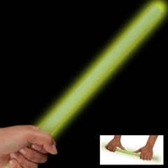 Jumbo Green Light Stick
