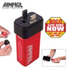 Rampage Electric 9v Instant Cell Phone / Mobile Device Charger - BOGO