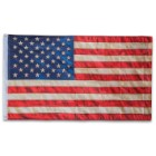 Distressed Look American Flag - 3' x 5'