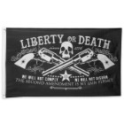 Liberty Or Death Flag – 3' X 5'