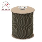 1000' Paracord 550-lb  Spool - Woodland Camo