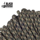 300' Black Savage Paracord - Veteran