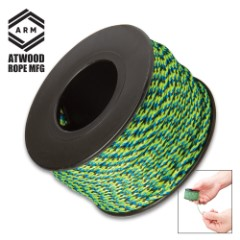 All-Purpose Micro Cord – Polyester And Nylon Construction, Rot Resistant, 100-lb Test Strength - 125'