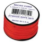 Red Kevlar Micro Cord - 125'