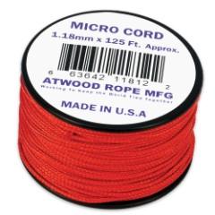 Red Kevlar Micro Cord – 125'