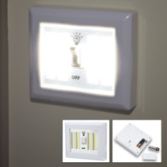 Trailblazer Cordless Double Light Switch