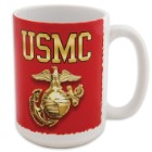 USMC Eagle Globe And Anchor Mug