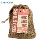 Dunecraft Wild Bird Mix Growing Kit in Burlap Bag