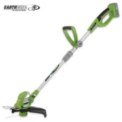 Earthwise Cordless 20V Grass Trimmer – 12""