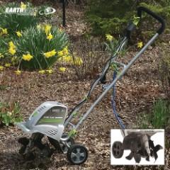 "Earthwise Corded 120V Tiller Cultivator – 11"""