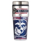 USMC 16 OZ Travel Tumbler