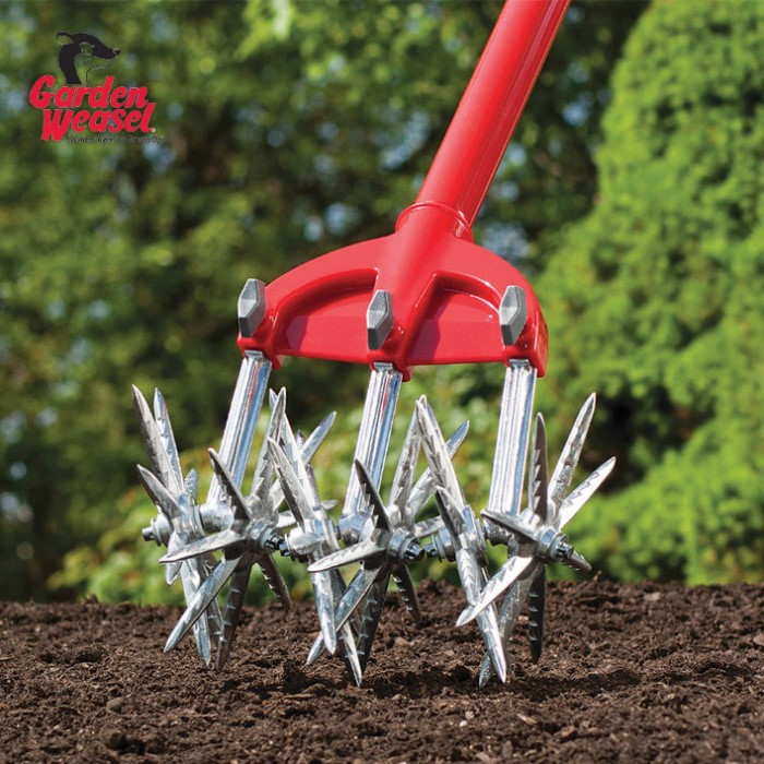 garden weasel rotary cultivator kennesaw cutlery. Black Bedroom Furniture Sets. Home Design Ideas