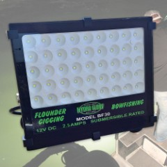 Daylight White Submersible Light – 30W 12VDC