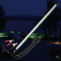 Three-Sided LED 2000 Lumen 2 FT. Fishing Light – 12VDC