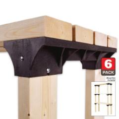 2x4 Basics 16 In. Shelf Links Building Kit