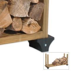 2x4 Basics Firewood Rack Building Kit