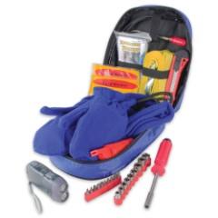 SubZero 40-Piece Winter Roadside Emergency Kit
