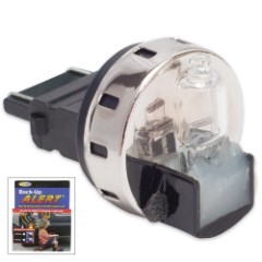 Vehicle Back-Up Alert – 3156 Bulb Model