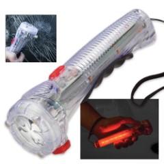 Victor Multifunction Flashlight / Emergency Kit