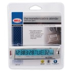 Bell Automotive Vehicle Indoor/Outdoor Thermometer with Ice Alert, Time and Date
