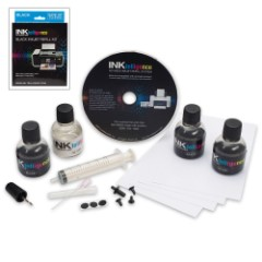 Ink-Telligence Black Ink Refill Kit