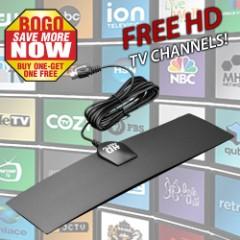 Free HD TV Antenna - BOGO