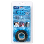 Black SOS Silicone Stretch And Wrap Tape – 1X10