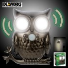 Ideaworks Sensor Owl Light With Sound and Lights