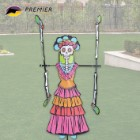 Day Of The Dead Woman Spinner